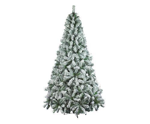 Albero decorativo artificiale dolomiti h 240 cm Colore verde  ad Euro 269.00 in #Crido consulting srl #Home decoraccessories christmas
