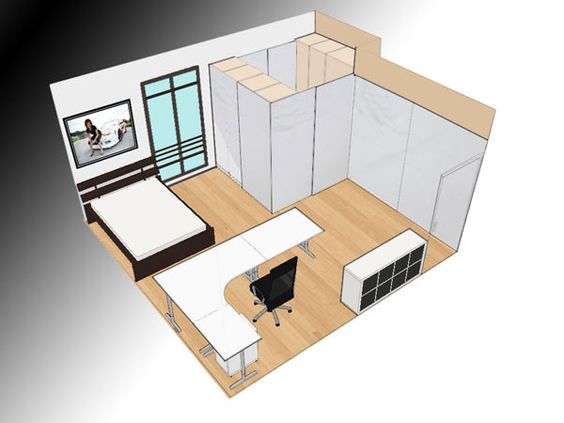 Virtual Room Designer! Found this while trying to figure out how to rearrange my daughters room without having to move furniture a thousand times...lol It's free and you can create and share your profile!!