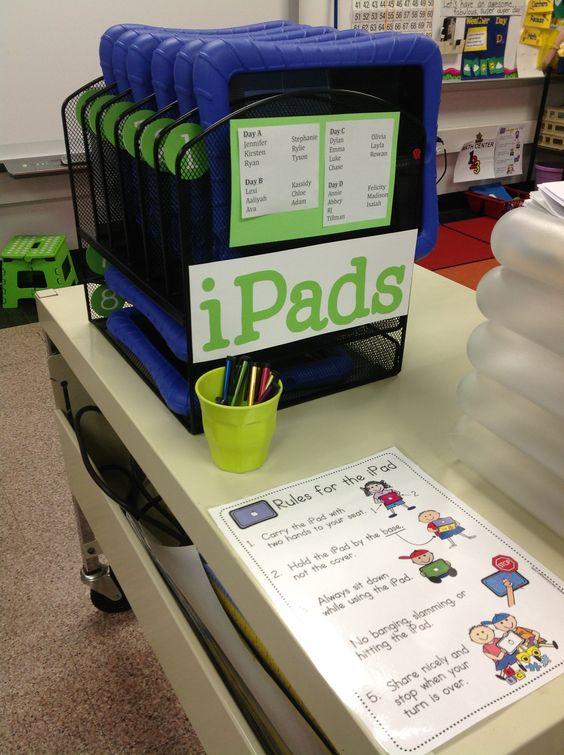 Classroom Ipad Ideas ~ Pinterest the world s catalog of ideas