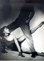 Apachentanz, 1954 by Siegfried Enkelmann Photographer
