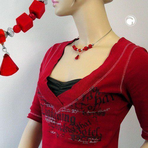 Kette, Flachkegel rot-transparent 42cm Dreambase, http://www.amazon.de/dp/B00H2IG4Z8/ref=cm_sw_r_pi_dp_rJXitb0JJ59PB