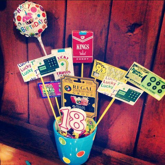 @sierraacook 's 18th Birthday Present! #birthdayideas