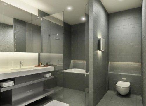 Inspiration : 10 Gorgeous Modern Bathroom Designs