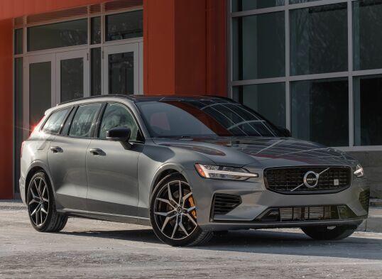 2020 Volvo V60 T8 Polestar Engineered North America 2019 Pr In 2020 Volvo V60 Volvo Volvo S60