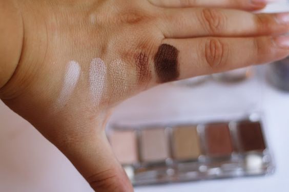 haveagoodlook.de essence happy girls are pretty eyeshadow palette 01 happiness is ... following your heart swatch