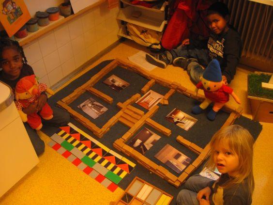Thema bouwen school bouwen wonen huizen pinterest for Koivijver bouwen stap voor stap