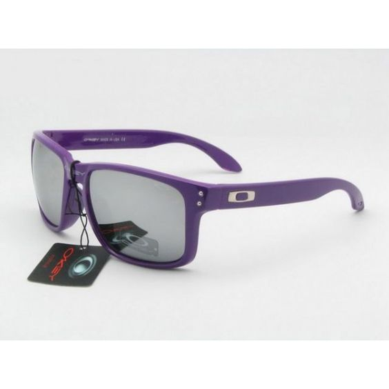 cheap oakley glass frames  $12.99 cheap oakley holbrook sunglasses purple frame smoky lens deal racal