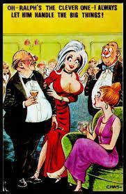 Pin By Jose Luis Peregrina Rosales On Seaside Post Cards In 2020 Funny Postcards Funny Cartoons Jokes Funny Cartoon Pictures