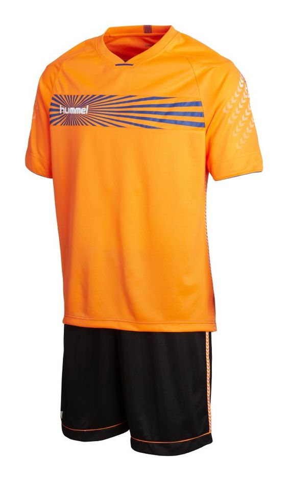 Hummel Karma 2012 Training-Set orange günstig im Handball Shop bestellen