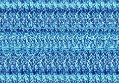 Magic eye  Can you see the shark?  Let your eyes relax, almost like you are looking through the picture instead of at it