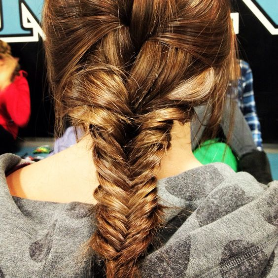 French + Fishtail