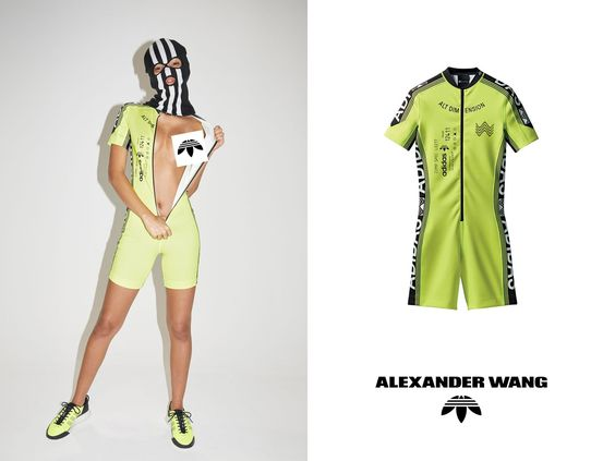 You Can Text to Buy Adidas x Alexander Wang's Second Collection - HarpersBAZAAR.com