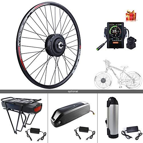 Bafang 48v 500w Front Hub Motor Electric Bike Conversion Kit For