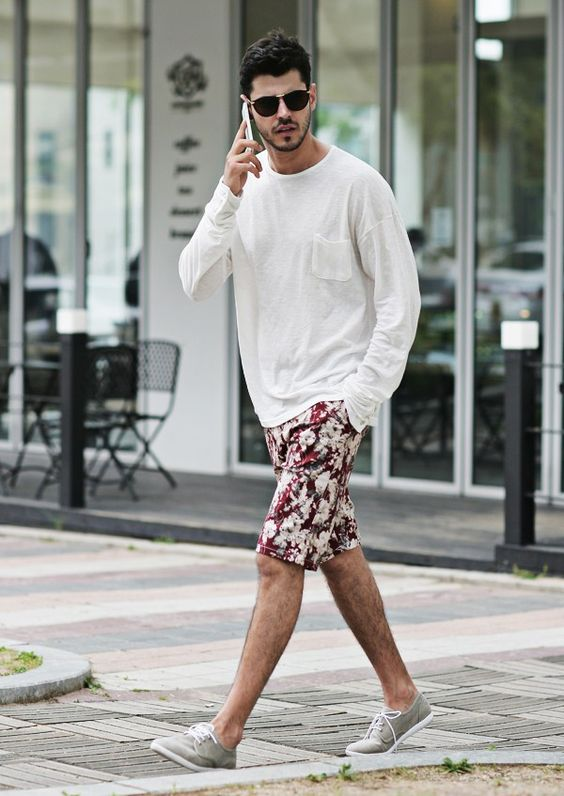 Beat the heat with loose clothes