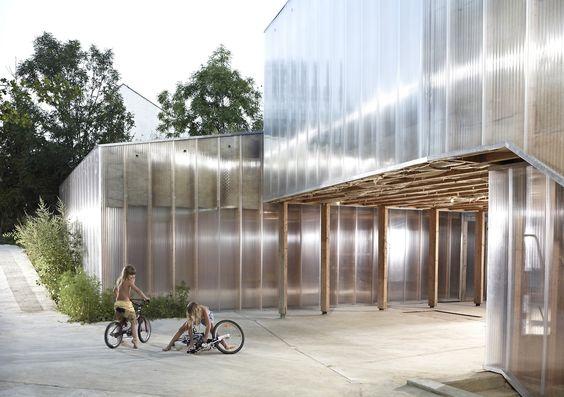 AL1 Architektinnen - Low energy housing, Wienerwald 2012
