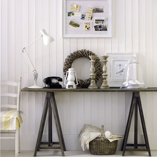 Eclectic country chic