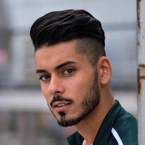 The Disconnected Undercut Hairstyle Has Been A Major Trend These Past Few Years Men All Over The Worl Mens Haircuts Short Haircuts For Men Undercut Hairstyles