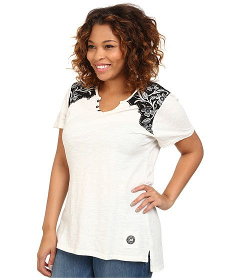 Double D Ranchwear Plus Size Tejas Longhorn Tee - Zappos.com Free Shipping BOTH Ways