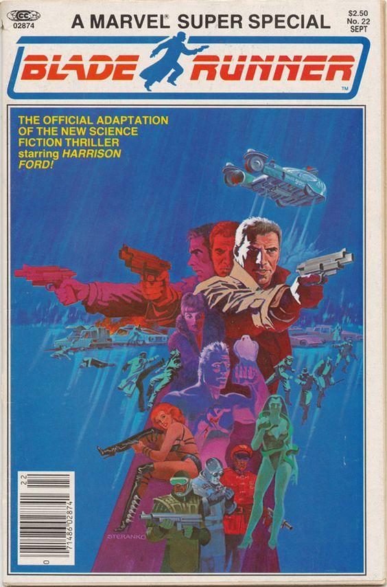 **Marvel Comics Super-Special #22: Blade Runner.