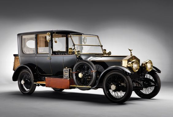 1915 Rolls-Royce 40/50 hp Silver Ghost Limousine by H.A. Hamshaw Ltd.