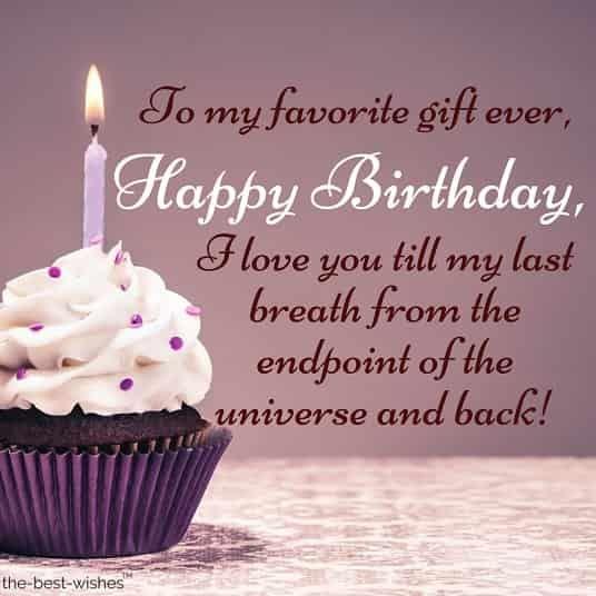 Happy Birthday Wishes For Boyfriend Romantic Messages Birthday