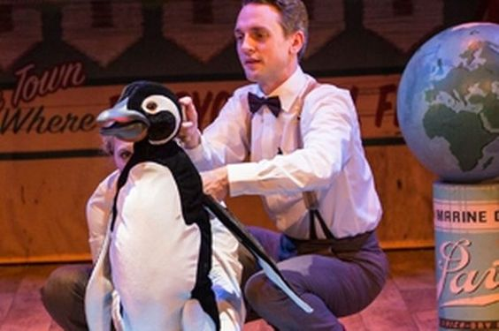 Mr poppers Penguins | Pins and Needles Productions