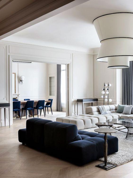 Interior Design Trends 2020 In 2020 Cozy Living Room Design Luxury Living Room Apartment Interior #trending #living #room #decor
