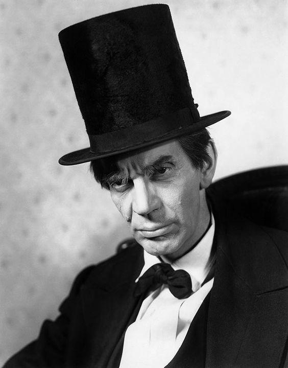Raymond Massey - Abraham Lincoln (1940)