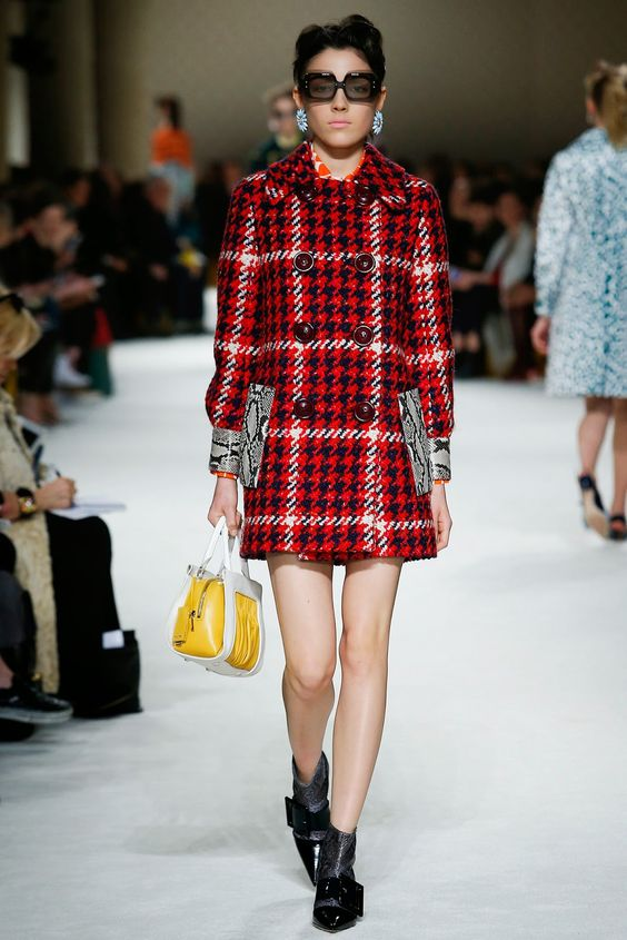 Secret Hipster: Miu Miu Fall 2015: