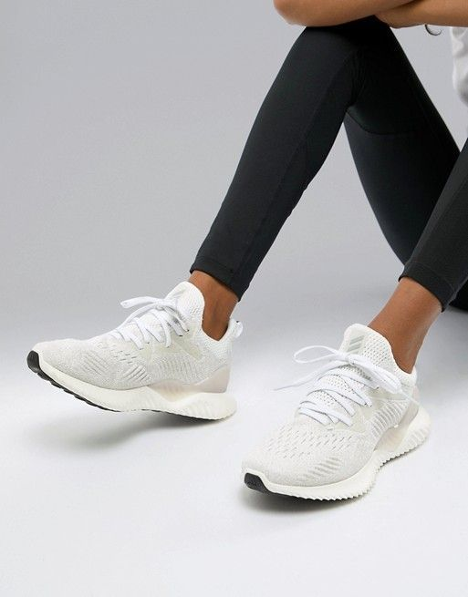 adidas Running Alphabounce Sneakers In