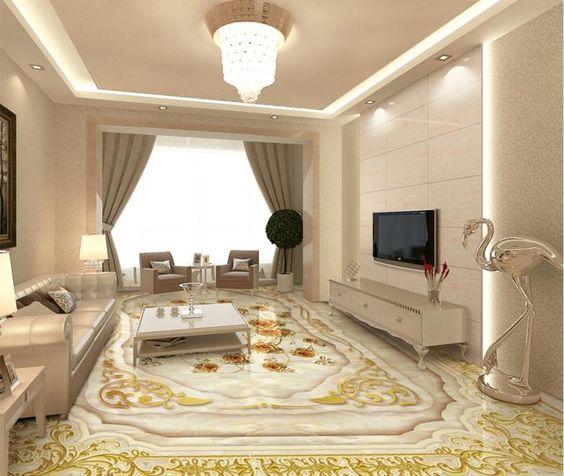 3-d-foto-papel-de-parede-3d-papel-de-parede-piso-de-luxo-Europeu-sala-de.jpg…