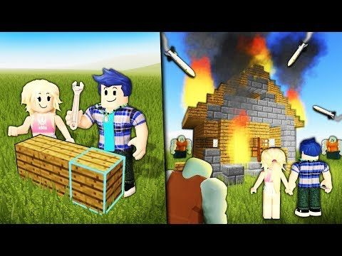 I Made A Roblox Building Game And Destroyed Their Builds With