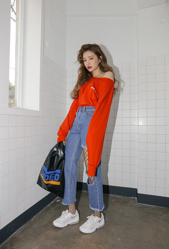 korea daily style #stylenanda2017 #ParkSora(MT) style