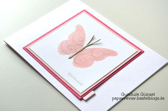 Schmetterlingskarte 2
