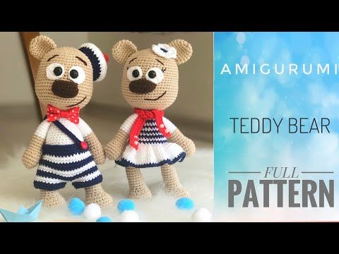 Amigurumi Penguen Pupi Yapımı - Örgü Modelleri | 360x480