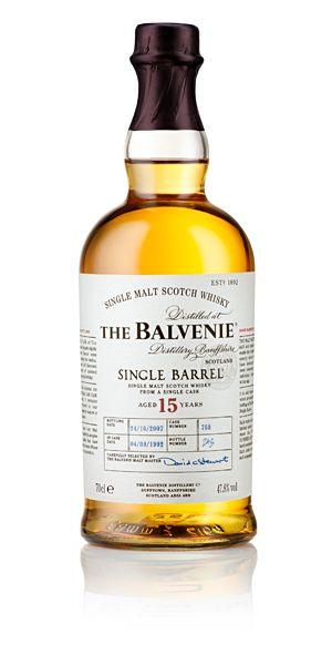 Single Barrel // 百富15年單一波本桶單一純麥威士忌