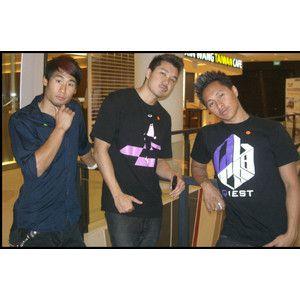 FreakinAris  Victor Kim  and Sexy man Brian Hirano