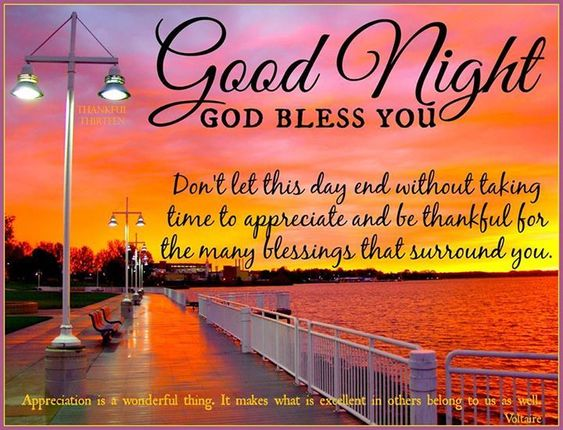Good Night Blessings Images And Quotes: Good Morning God Bless You God Goodnight Good Night