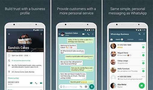Whatsapp Business 2 19 126 Full Version Apk For Android Ini Dia Perbedaan Whatsapp Official Dengan Gb Whatsapp Mod Apk Gbwhatsapp 4 30 Mod Apk Latest Whatsa