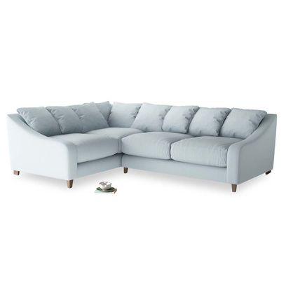 Oscar Corner Sofa Corner Sofa Grey Corner Sofa Sofa Frame