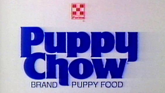 1990 - Commercial - Purina Puppy Chow Brand Puppy Food - Tomorrow's dog ...