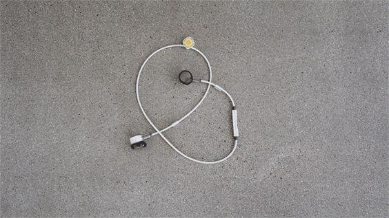 """Esses """"fones de ouvido"""" sem fio irão mudar a maneira você ouve música #Tecnologia #Gifs"""