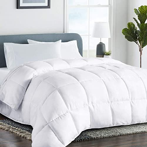 New Cohome King 2100 Series Cooling Comforter Down Alternative Quilted Duvet Insert Corner Tabs All Season Plush Microfiber Fill Reversible Machine Washab In 2020 With Images Quilted Duvet Duvet Insert Mattress Pad Cover