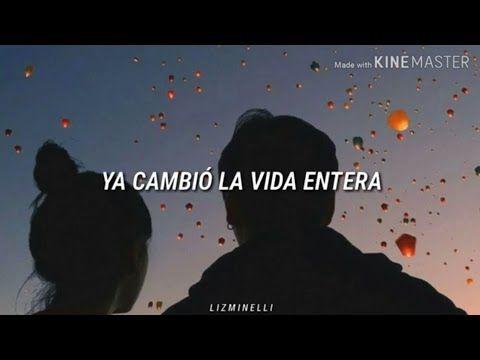 Veo En Ti La Luz Chayanne Ft Danna Paola Letra Youtube Frases De Letras De Canciones Letras De Canciones Tristes Frases De Canciones Tumblr