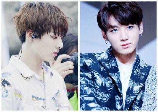 Jungkook Bts Top 10 Most Handsome K Pop Male Idols Handsome Kpop Idol