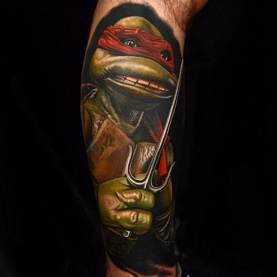 Hyperrealistische Tattoos von Nikko Hurtado