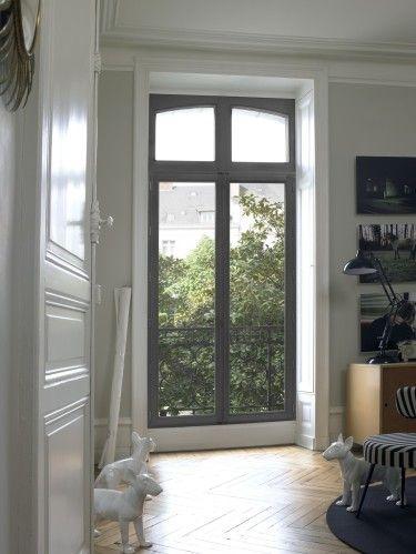 Decoration Interieur Appart Haussmanien Renovation Appartement Fenetre En Bois