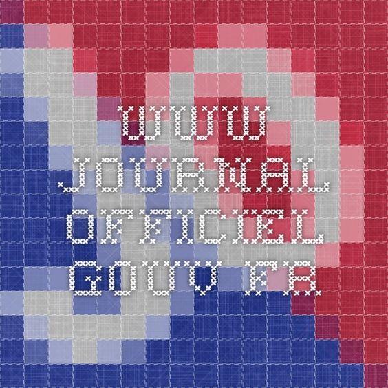 www.journal-officiel.gouv.fr