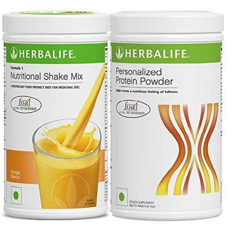 Herbalife Formula 1 Mango With Personalized Protein Powder 400g Herbalife Calorie Controlled Diet Nutritional Shake Mix