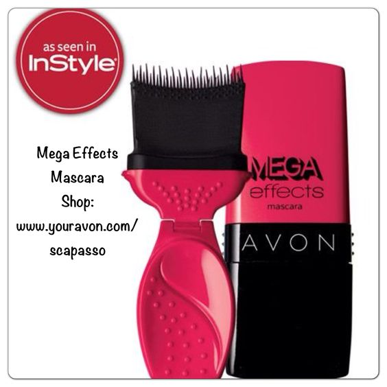 Mega Effects Mascara: The Wonderbrush bends and adjusts to multiple angles capturing every lash, top to bottom. The unique brush fits the natural shape of lashes, coating them evenly with formula from root to tip. The extra surface area of the Wonderbrush bristles are designed to deliver 40% more mascara to the lash.*